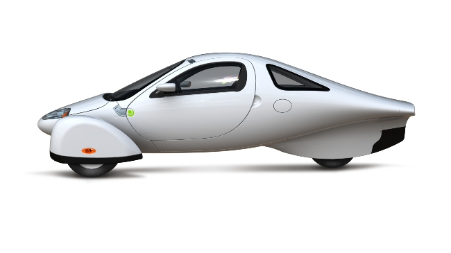 Aptera Electric Vehicle