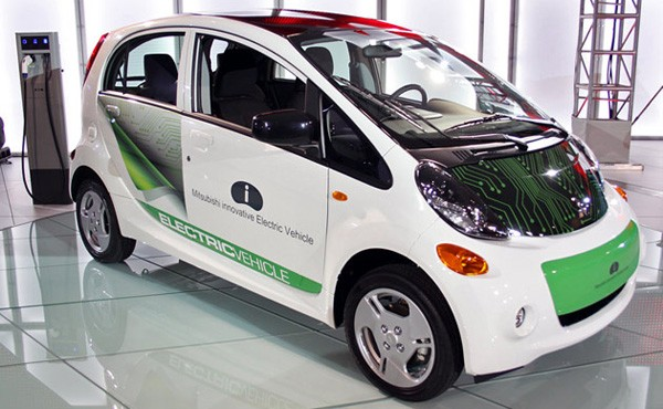 Mitsubishi i Electric Vehicle