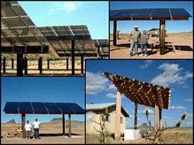 Navajo Solar Panels